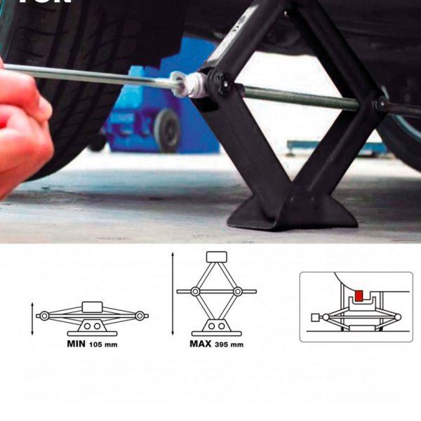 cric à parallélogramme 1.5t pas cher suspension abdapneus drancy 93 2